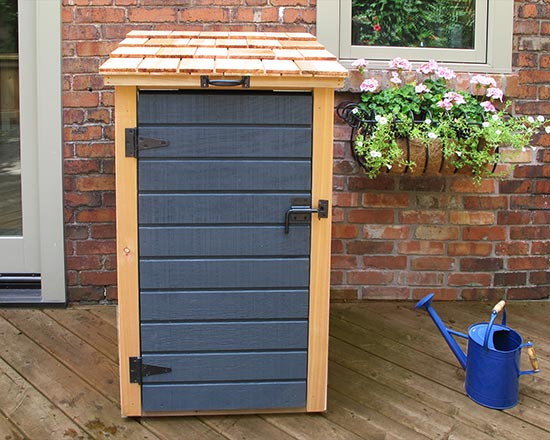 Superieur GREEN BIN STORAGE SHED PHOTO GALLERY